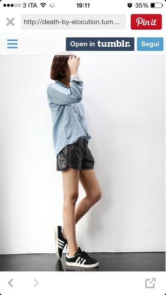 shoes adidas wings adidas black bikini black and white dress white top cool fashion gazelle suede socks