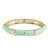 Gold Sunburst Spike Cuff Bracelet                           | olive   piper