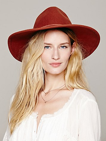 Matador Hat at Free People Clothing Boutique