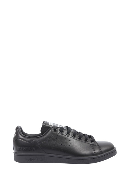 Adidas By Raf Simons Stan Smith Sneakers in nero