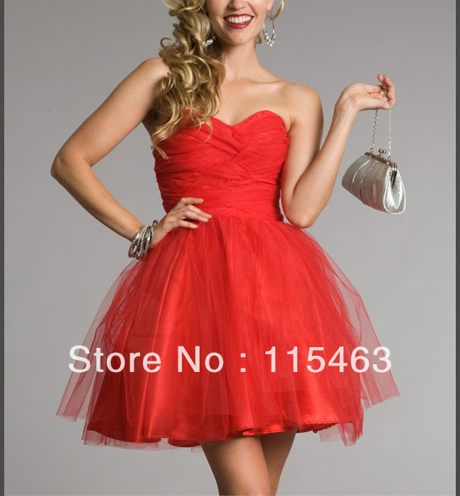 Whites Organza Bead Sexy Homecoming Short Party Cocktail Pageant Dress-in Evening Dresses from Apparel & Accessories on Aliexpress.com