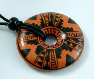jewels pendant necklace pattern tribal pattern