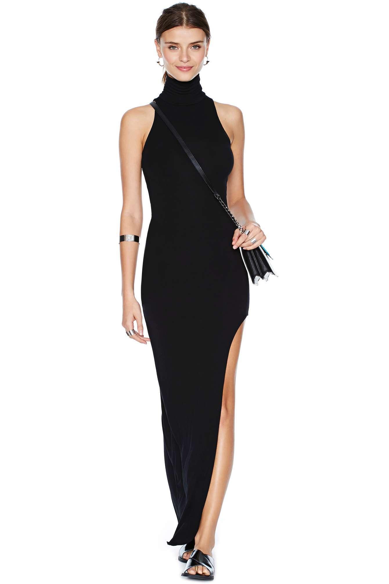 Vanish maxi dress