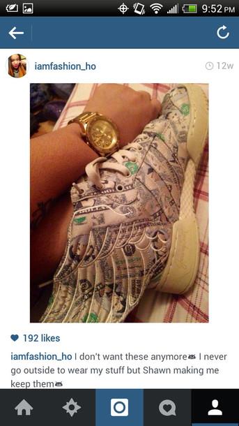 shoes sneakers adidas jeremy scott
