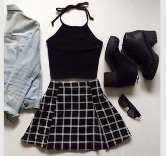 hipster skater skirt hipster skirt shoes