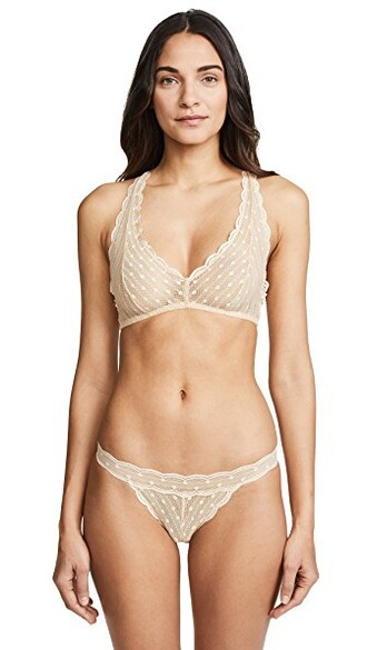 bralette racerback sweet blush underwear