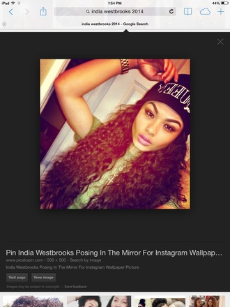 hat india westbrooks
