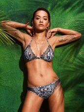 swimwear,rita ora,summer,editorial