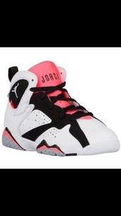 shoes,jordan's retro 7