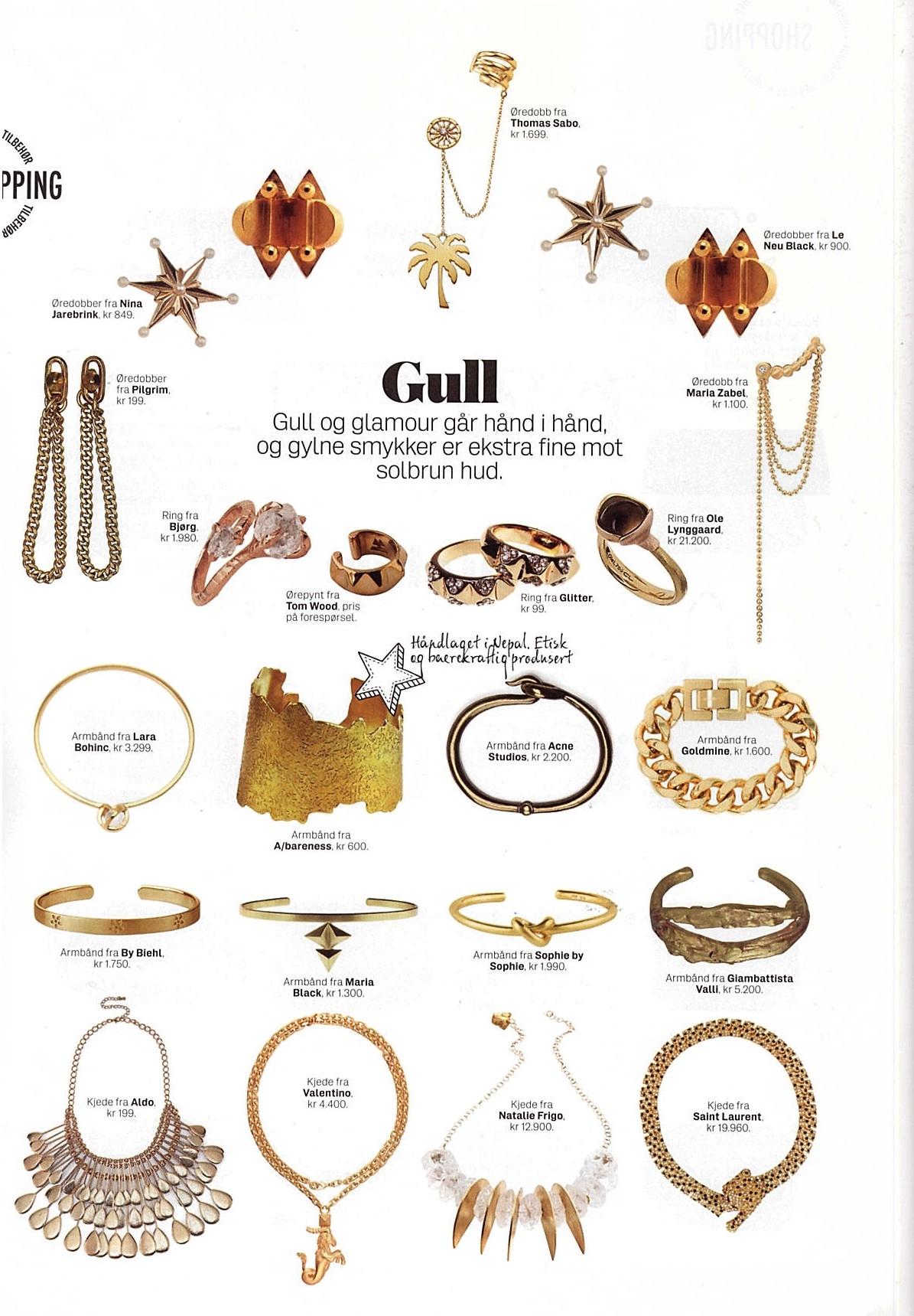 Tom Wood Jewellery