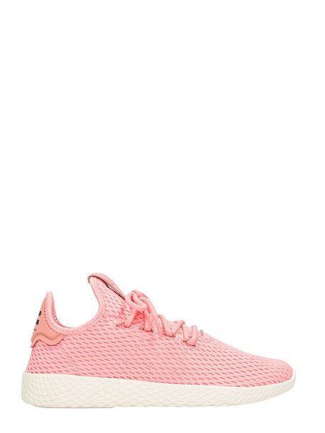 Adidas Pharrell Williams Tennis Hu Sneakers in pink