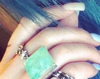 jewels ring boho tumblr jewelry grunge soft grunge scene goth hipster alternative emerald