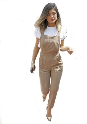 jumpsuit clothes kardashians kylie jenner
