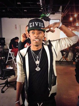 civil cap snapback hip hop