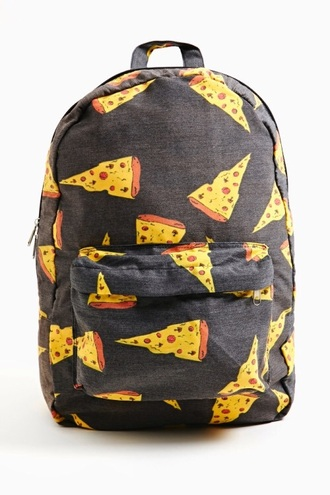 bag tumblr pizza backpack