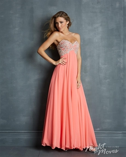 Night Moves Prom 2014: Style: 7027