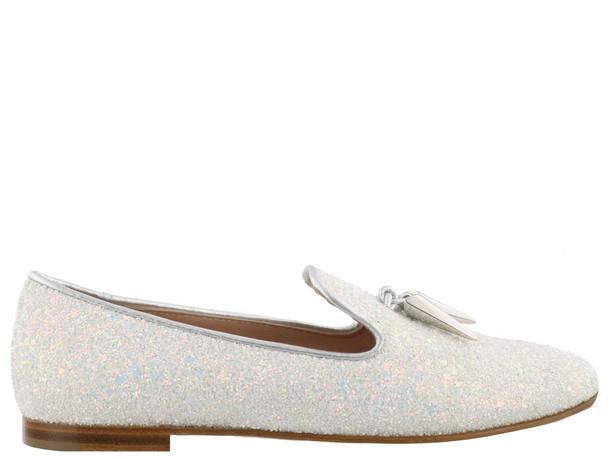 Giuseppe Zanotti slippers milk shoes