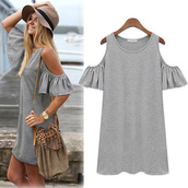 jumpsuit,clothes,fashion,sexy,grey,black,top,dress,skirt,new girl,women,girl,preppy,beautiful,cute