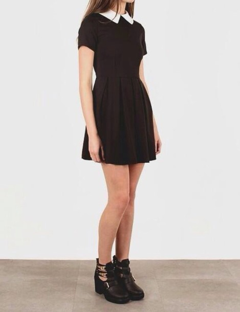 dress collar hipster tumblr pretty indie