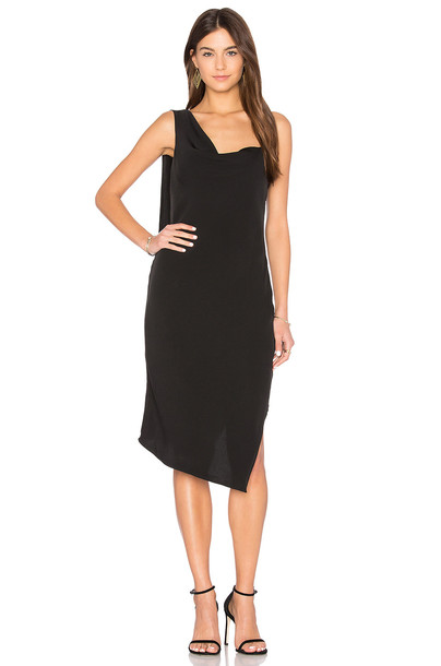 Keepsake dress black