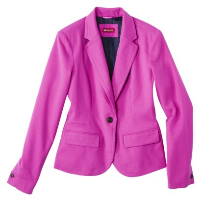 Merona® Women's Oxford Blazer - Assorted Colors : Target