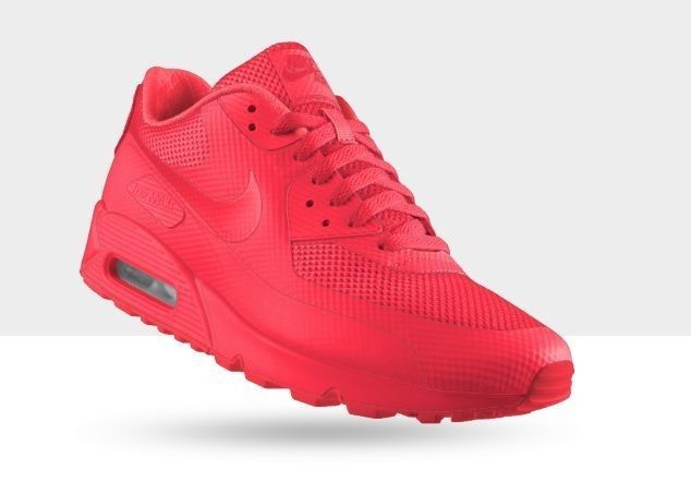 quality design c9852 637e4 Nike Air Max 90 Hyperfuse Premium Solar Red Yeezy | eBay