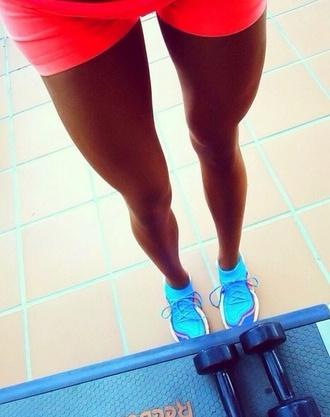 shoes flat sportswear blue