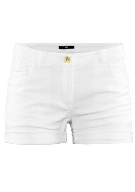 Women's cotton elastic shorts online