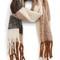 Bp. plush plaid oblong scarf | nordstrom