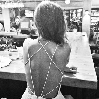 dress clothes white dress