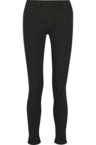 Victoria Beckham Denim jeans skinny jeans high black