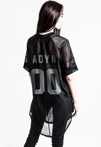 high-low dresses blouse black high low adyn 00s 90s style 80s style