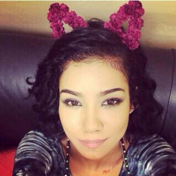 jhene aiko cat ears