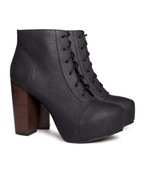 shoes high heels grey