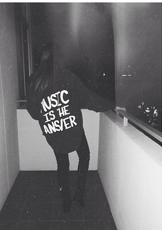 blouse t-shirt sweater shirt red flannel music quote on it grunge jumpsuit coat plaid hoodie black sweater