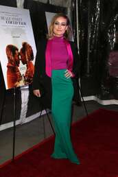 top,black,maxi skirt,olivia wilde,celebrity,turtleneck