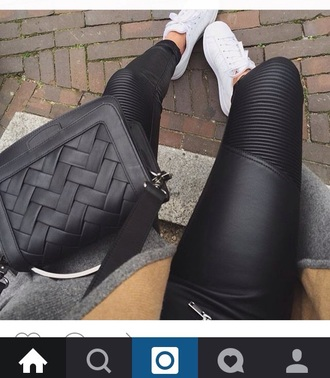 leggings fashionista fashion style girly girly wishlist girly grunge skinny pants black leggings