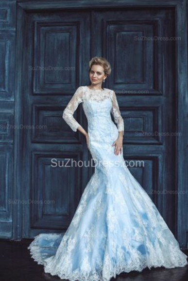 dress long prom dresses blue dress blue skirt lace dress long sleeve dress elegant elegant dress sheer dress frozen dress