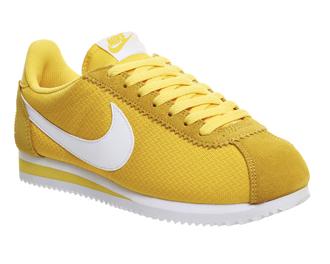 shoes yellow yellow shoes sneakers yellow sneakers nike low top sneakers