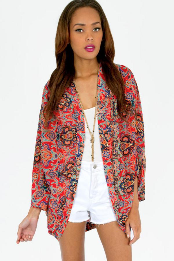 Summerfield Kimono - TOBI