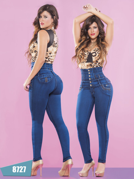 Jeans: tabbachi, skinny jeans, blue jeans, high waisted, sexy ...