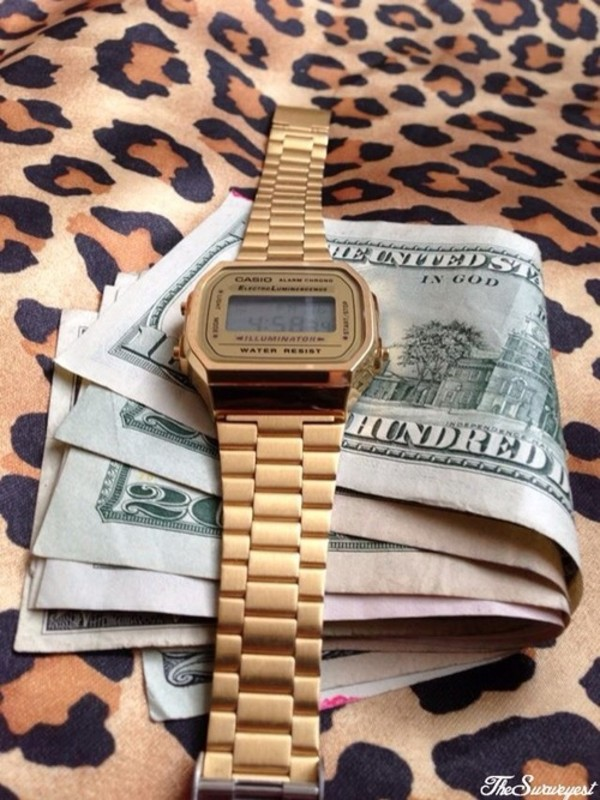 jewels money&rolex