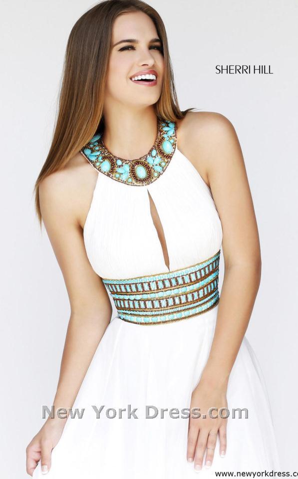 Sherri Hill 11086 Dress - NewYorkDress.com