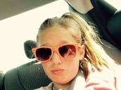 sunglasses,neon orange sunglasses f