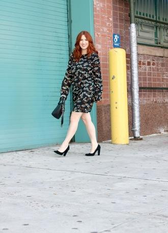 tf diaries blogger dress shoes bag pumps fall dress fall outfits handbag