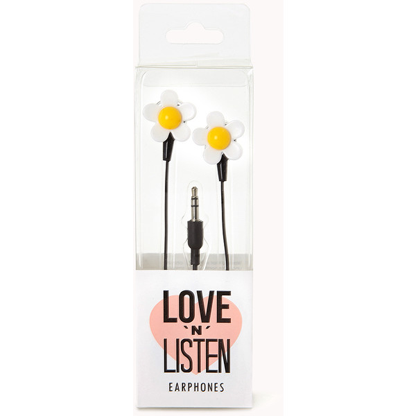 FOREVER 21  PLUS SIZES Darling Daisy Headphones