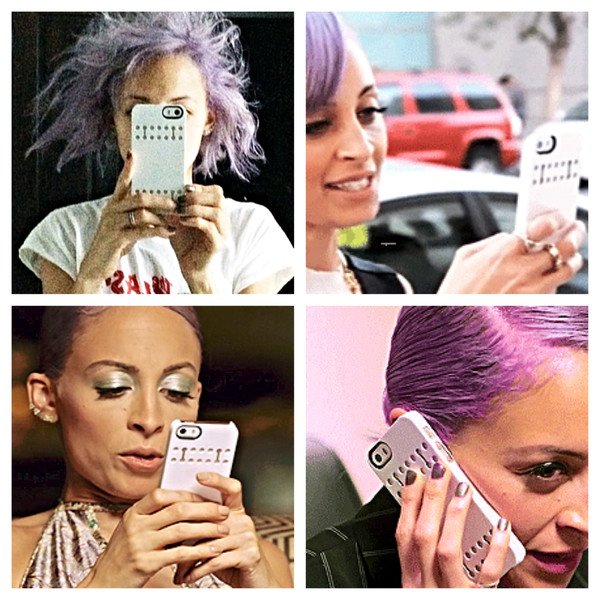 phone cover nicole richie iphone case iphone 5s candidly nicole white phone case
