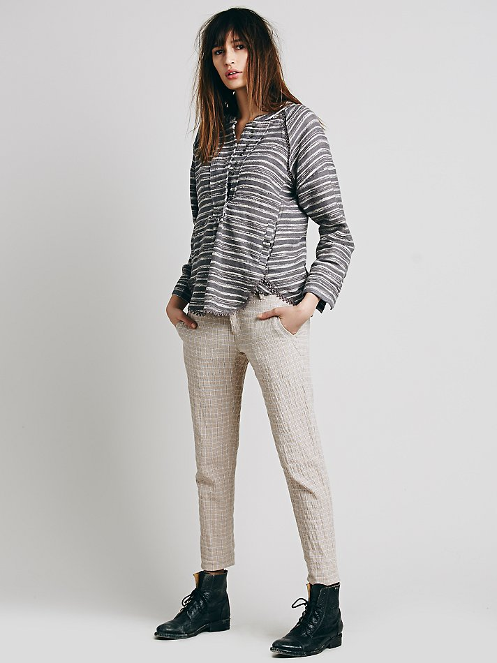 Free people would have been crinkle trouser