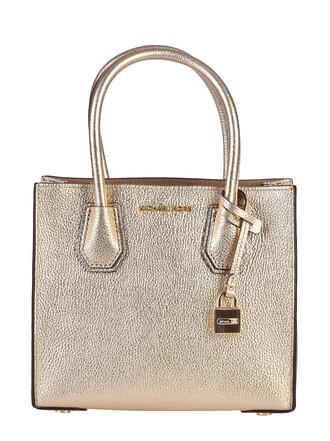metallic bag shoulder bag leather
