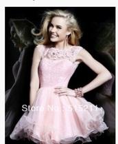 dress,sleeves,pink,homecoming dress,prom dress,cocktail dress,short party dresses,short prom dress,flowy,sequins,bridesmaid,light pink,sherri hill